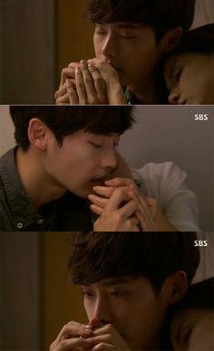 i hear your voice korean drama kiss - photo #39