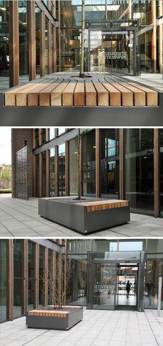 Urban furniture, Winterswijk, Netherlands