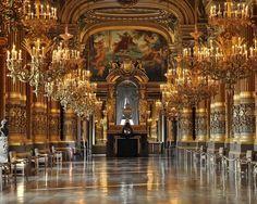 Address: Place de l'Opéra, Paris Construction started: 1861 Capacity: 1,979 Function: Opera House Architectural styles: Baroque Revival architecture, Beaux-Arts architecture, Second Empire architecture Architect: Charles Garnier