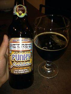 Beer: He'Brew Funky Jewbelation