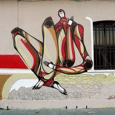 #art #streetart by disconsolatemm