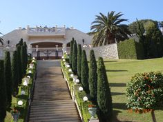 Inspiring & relaxing - Review of Baha'i Gardens and Golden Dome, Haifa, Israel - TripAdvisor