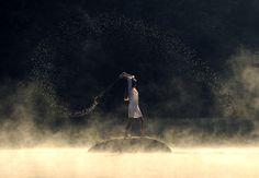 Photo painting the sky by Sebastian Luczywo on 500px