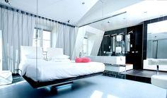 Kube Hôtel à Paris