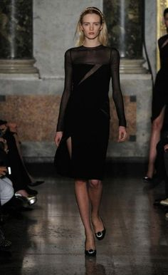 Pucci - the perfect little black dress!