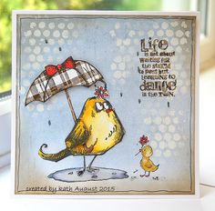 Kath's Blog......diary of the everyday life of a crafter: Weally...what's up with the weather...