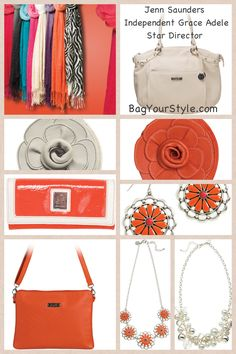 Grace Adele bags and accessories.  Many colors to choose from and styles.  http://rockindaswagbag.graceadele.us