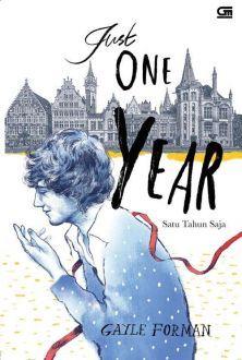 Satu Tahun Saja ( Just One Year) - BukaBuku.com - Toko Buku Online