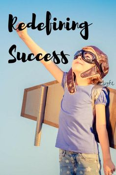 Today, I am redefining success. It is time for us to eschew other's notions of success in favor of one that actually works for us and helps us be our best selves. @suzlyfe http://suzlyfe.com/redefining-success/