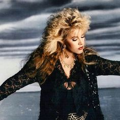 Stevie Nicks 80's