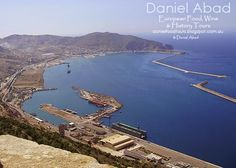 Daniel's European Food, Wine & History Tours: - The Harbour today and Mers-el-Kébir in the background