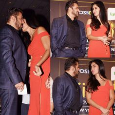 IIFA 2017: Salman Khan and Katrina Kaif can't take their eyes off each other and we have it captured in 5 clicks! #FansnStars