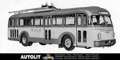 Electric Trolley Bus