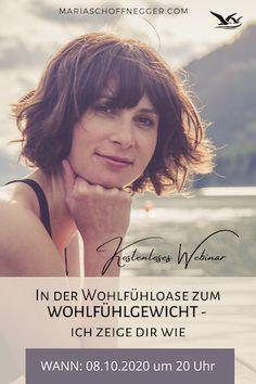 6 Schritte zum deinem Wohlfühlgewicht - Online Kurs - Maria Schoffnegger - Albatros-Prinzip
