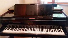 Pianoforte Zimmerman fine anni '90