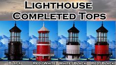 DIY Lighthouse Kits and Plans