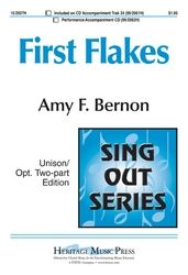First Flakes by Amy F. Bernon | J.W. Pepper Sheet Music