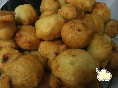 Zeppole for Christmas: Italian Recipes - Cooking with Nonna Lucia - YouTube
