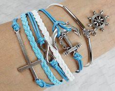 throw-on cute bracelets Cute Bracelets, Bracelets For Men, Fashion Bracelets, Leather Bracelets, Cheap Fashion Jewelry, Fashion Jewelry Stores, Bracelet Making, Bracelet Watch, Iphone 5c Cases