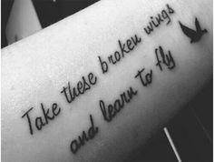 Resilient Spirit Tattoo