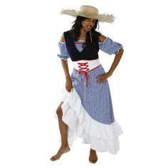 Bäuerin Kostüm Landfrau Farmerin Fasching Karneval