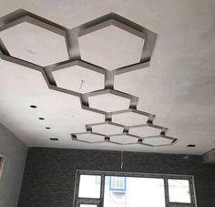 Office Ceiling Design, Interior Ceiling Design, Showroom Interior Design, House Ceiling Design, Ceiling Design Living Room, Office Furniture Design, Wall Design, Gypsum Design, Gypsum Ceiling Design