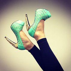Fantásticos zapatos de noche para fiesta   Viste la moda !