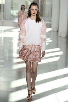 Antonio Berardi SS14 London Fashion Week