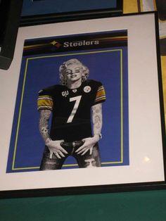 ce985a118b5 16 Best Steeler's images   Steelers stuff, Steeler nation ...