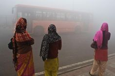 New Delhi has most polluted air in the world: WHO | Respro® Bulletin Board