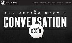 45 Dark Website Designs for Inspiration | Splashnology