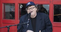 'You haven't seen anything yet': Michael Moore issues stark warning to Trump and 'Pencey'(Michael Moore (Shutterstock)