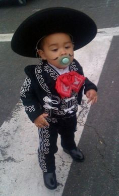 You do not simply become a charro. You are born one. | 28 Rules To Be The Quintessential Mexican Charro