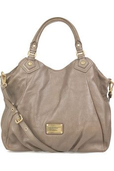 Marc by Marc Jacobs Francesca leather tote