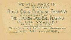 1887 Buchner Gold Coin (N284) #NNO John Clarkson Back
