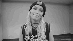 Continue to keep slaying Jenna! | 19 Times Jenna McDougall From Tonight Alive Slayed Your Whole Damn Life