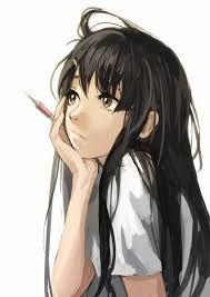 Resultado de imagem para imagens meninas anime com meninos