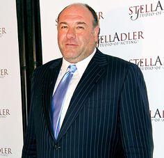 Tony Soprano-breaking news