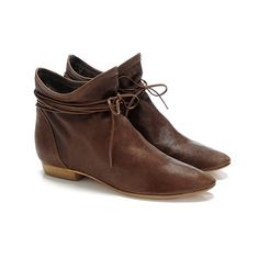 #loeffler_randall Kasia Ankle-tie boot (a must have for winter $297