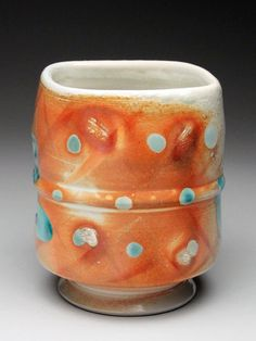 Mark Knott  Soda-Fired Yunomi  MudFire Gallery