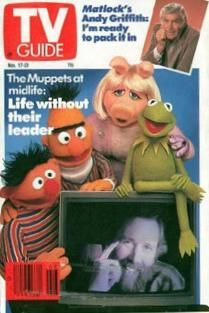 I swear a little piece of my heart died with Jim Henson.