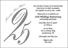 25th wedding anniversary party invitations guitarreviews elegant blue and silver wedding invitation blue and wedding and invitations cheap 25th anniversary invitations filmwisefo