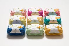 The brand identity and packaging design agency Egg Packaging, Food Packaging Design, Packaging Ideas, Branding Design, Egg Designs, Cookie Designs, Egg Yolk Cookies, Egg Farm, Carton Design