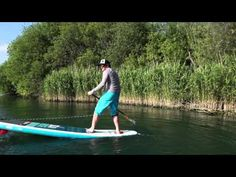 SUP Nose 360 - with Sam Ross - YouTube