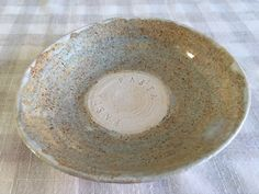 Pasta Bowl / Ceramic Pasta Bowl/ Ceramic by LimeElephantProject