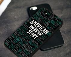 American Horror Story Quotes  iPhone 4 4S iPhone 5 5S 5C by JKT48s, $11.99