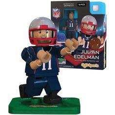 New England Patriots Julian Edelman OYO Sports Player Minifigure