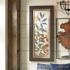 Leaf Print, Country Door