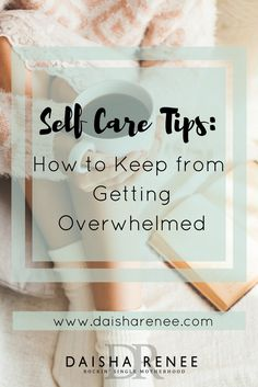 Are you overwhelmed with every day task no matter how simple they may seem? You've been taking on too much, yet seem like you're getting nothing done. Try these self care tips for single moms and guide you to that peace of mind you crave