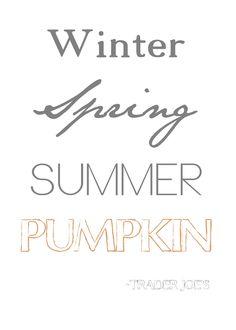 life {illustrated}: Free Autumn Printables